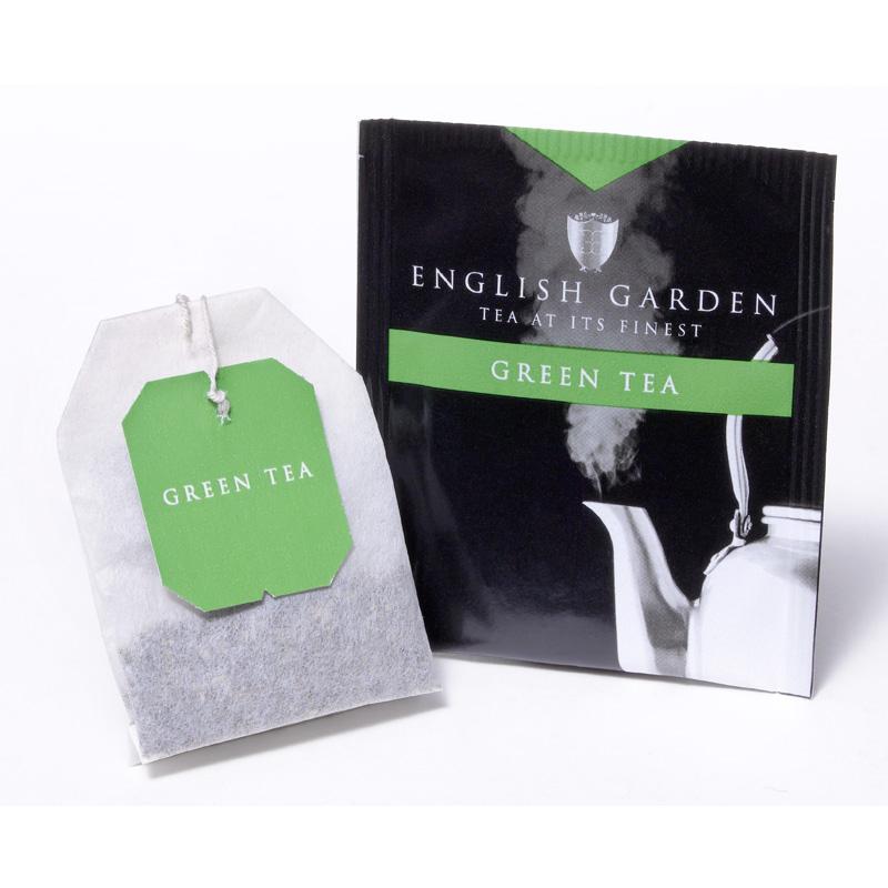 Green Tea Bags & Loose Leaf