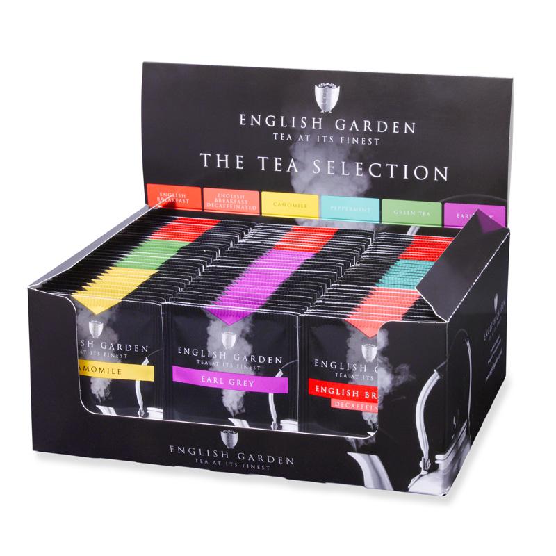 Fine English Tea Selection