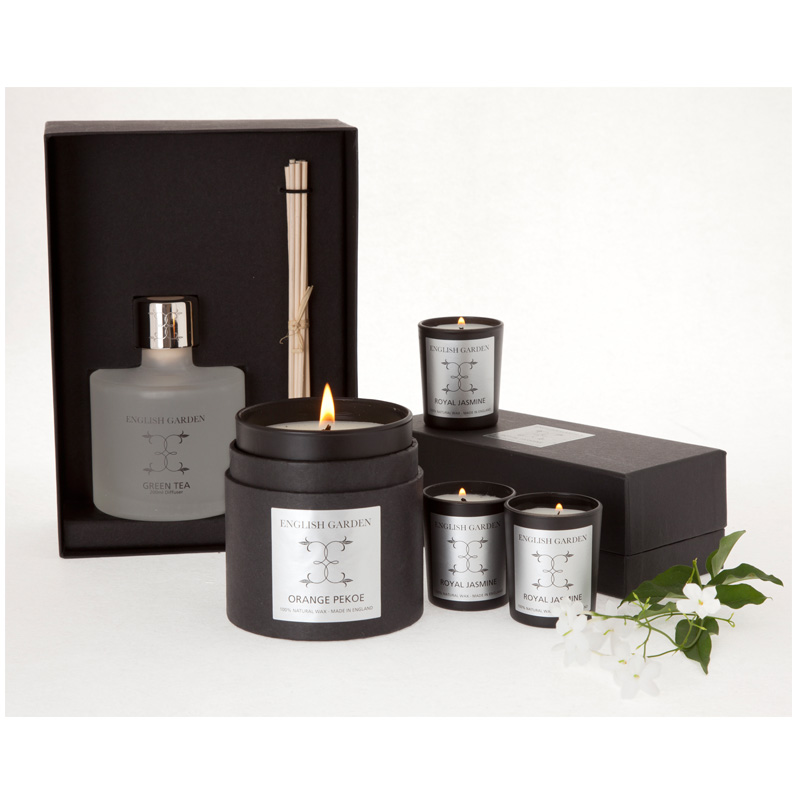 Tea Candles Gift Set